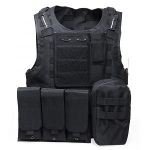 Molle Air Soft Paintball Tactical Vest