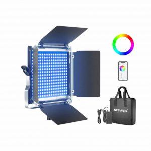 Neewer 48 RGB LED Light SMD LEDs