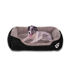 PUPPBUDD XXL-Large Dog Bed w:Machine Washable Fabric