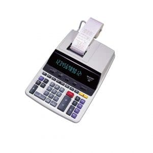 Sharp 2-Color Printing Calculator