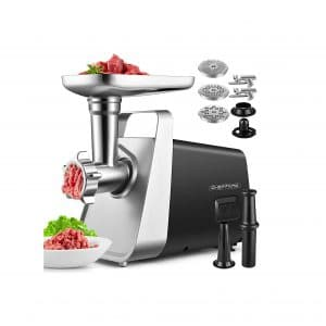 CHEFFANO Electric Meat Grinder 2000W