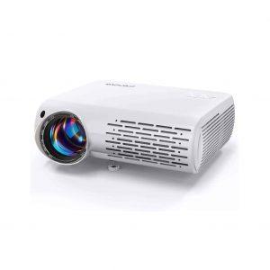 Crenova 1280 x 800P Mini Projector 6500 Lumens Projector