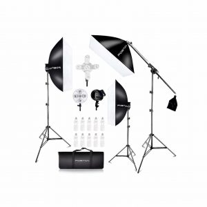 FOSITAN Softbox Lighting Kit
