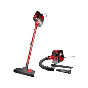 NEQUARE Vacuum Cleaner Corded 5 In 1 Vacuum 600W