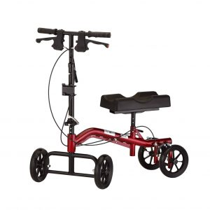 NOVA Heavy Duty Knee Scooter 400lbs