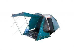 NTK Indy GT XL 6 Person Sleeps up Waterproof Dome Camping Tent