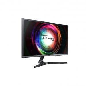 Samsung LU28H750UQNXZA UH750 28″ 4K UHD QLED Monitor