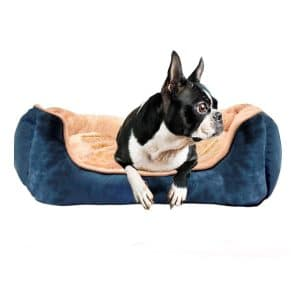 YIHATA Comfortable Dog Bed for Large Dogs, Machine Washable