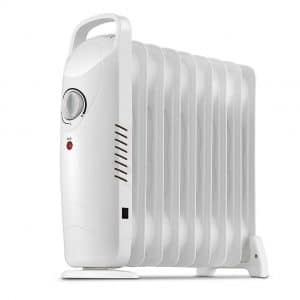 ZZYYHH Oil Filled Radiator Portable Heaters