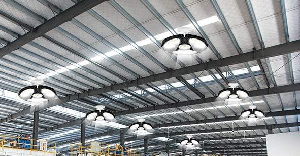 LED Garage Lights