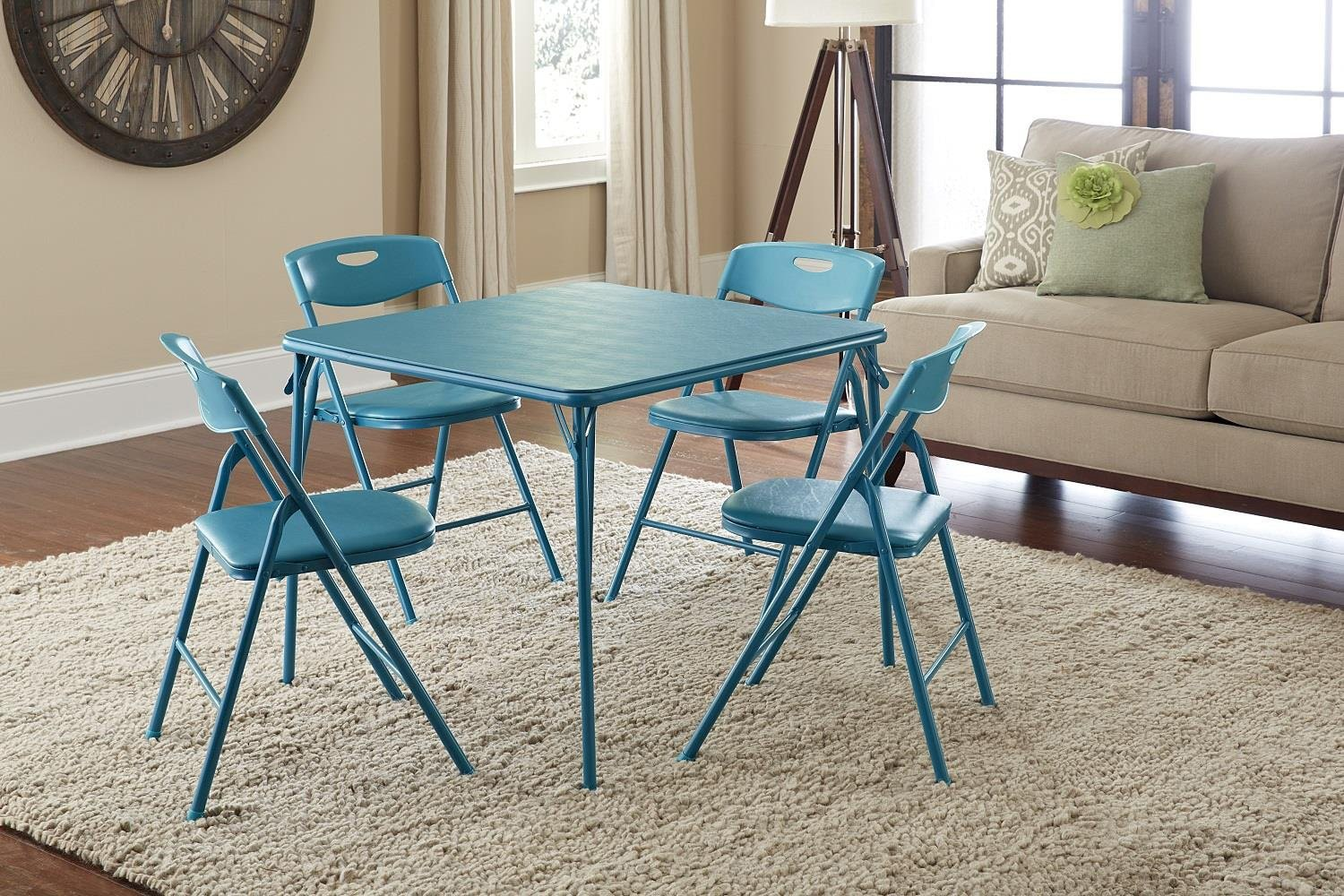 Top 10 Best Folding Table and Chair Sets in 2020 Reviews ...