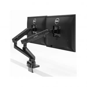 EVEO Premium Dual Monitor Arm