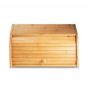 Klee Large Bamboo Bread Box