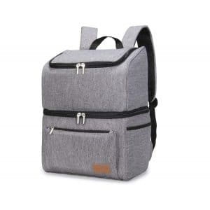 Lifewit 18L 32-Can Insulated Cooler Backpack