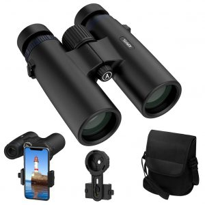 ACPOTEL Binoculars for Adults, Ideal for Bird Watching:Hunting:Theater and Travel
