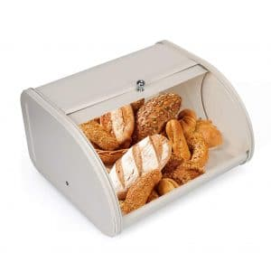 Anmas Rucci Roll Top Bread Box