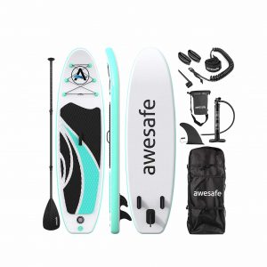 Awesafe Inflatable Stand-Up Paddle Board