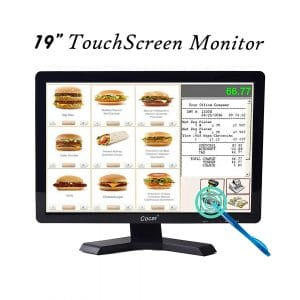 Cocar 19-inches High-Resolution LED Monitor