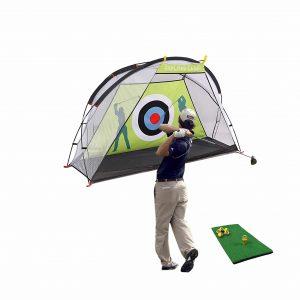 Explore Land Golf Practice Hitting Net