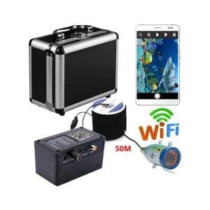 JINPENGPENG HD WiFi Underwater Fishing Camera