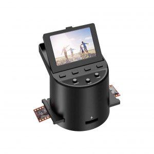 Jancane Films and Slide Scanner 22MP 3.5 LCD