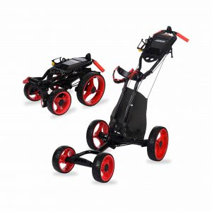 Janus Golf Push Cart 4 Wheels