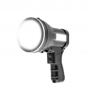 LASCOTON Rechargeable Spotlight 6000 Lumens
