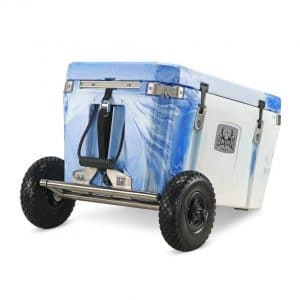 Orion Flip-Flop Cart Cooler with Removable Wheels