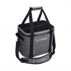 SYCEES Cooler Bag 30 Cans Leakproof Portable Bag