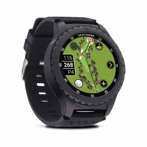 SkyCaddie GPS Golf Watch Touchscreen Display