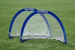 PUGG 4 Foot Portable Training Football Net Pop Up Soccer Goal