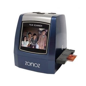 Zonoz All-in-1 Film and Slide Scanner