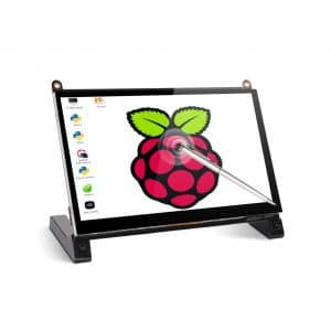 Eviciv Touch Screen Monitor 7-Inches