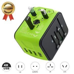 JMFONE International Travel Adapter