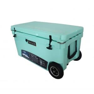 MILEE Heavy-Duty Wheeled Cooler