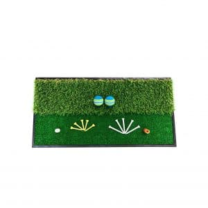 PMG Golf Turf Hitting Mat