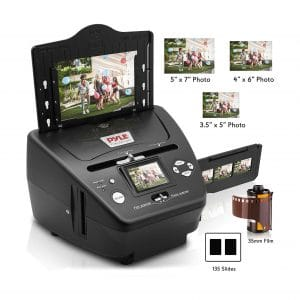 Pyle Digital 3-in-1 Photo Film Scanner