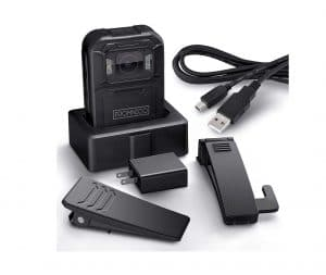 Promnico Police Body Camera with Night Vision