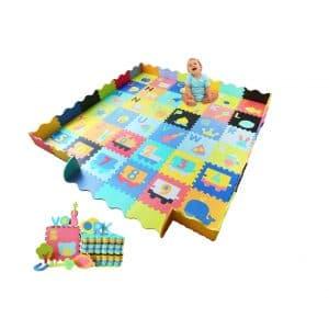 Ashtonbee Baby Foam Play Mat