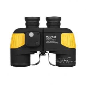 Hooway 7×50 Waterproof Military Marine Binoculars