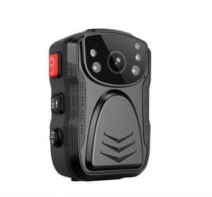 PatrolMaster Body Camera, 2″ Display and Night Vision for Law Enforcement