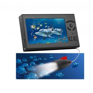 RICANK Underwater Fishing Camera 50FT Waterproof