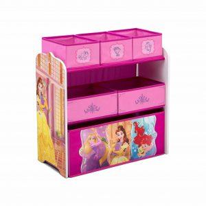 Delta Children Design and Store 6 Toy Bins