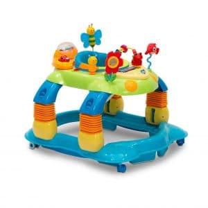 Delta Children Play Station 3-in-1 Baby Walker