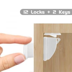 GLOUE Safety Magnetic Locks