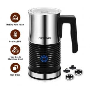 Homemaxs Electric Milk Frother