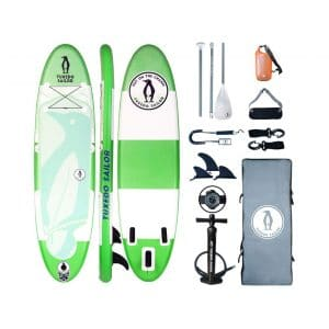 TUXEDO SAILOR Paddle Board