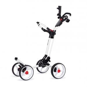 Founders Club Deluxe 4 Wheels Golf Pull Cart