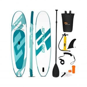 Goplus Inflatable Paddle Board