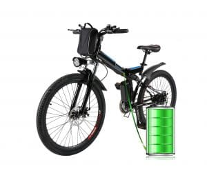 Kemanner Electric Mountain Bike for Adult
